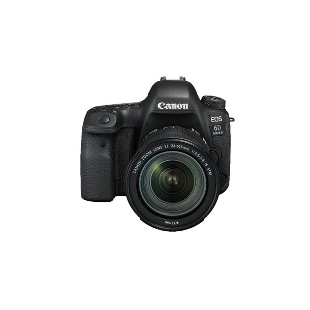 Canon EOS 6D Mark II m. EF 24-105mm IS STM