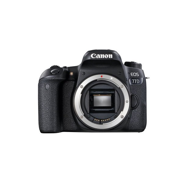 Canon EOS 77D Hus Inkl.