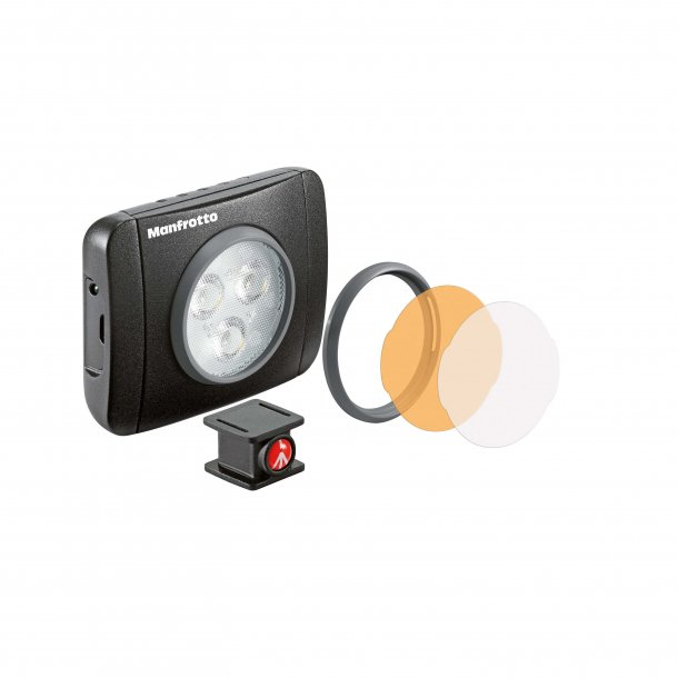 Manfrotto LUMI Muse 3 Led Lys