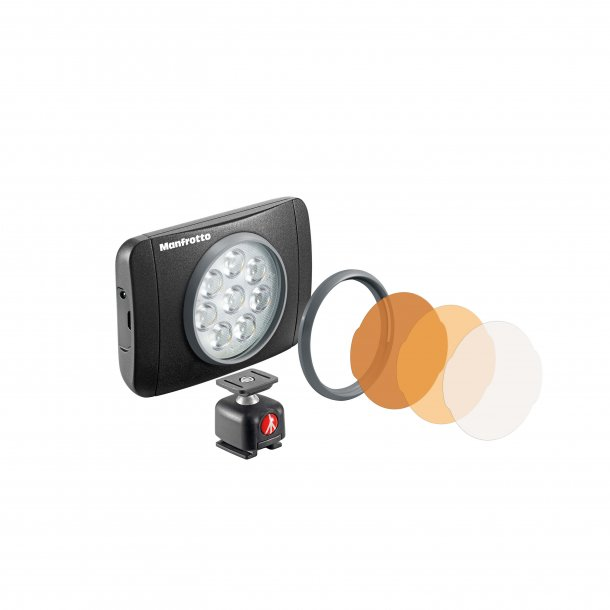 Manfrotto LUMI Muse 8 Led Lys